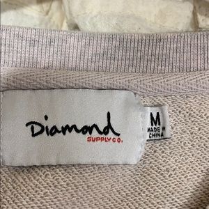 Diamond Supply Co. Sweaters - Diamond supply sweatshirt